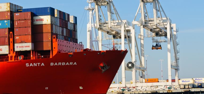 Американский импорт стали сократился до минимальной отметки с начала года