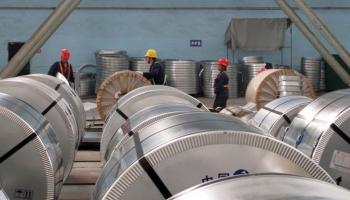 Китай увеличил экспорт плоского проката стали в апреле