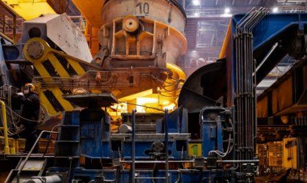 НЛМК-Калуга произвел восьмимиллионную тонну стали