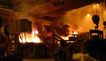 По прогнозам MEPS, мировое производство стали сократится до 1,8 миллиарда тонн