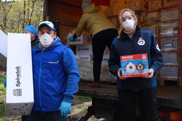Северсталь приняла участие во Всероссийской акции взаимопомощи #Мы вместе