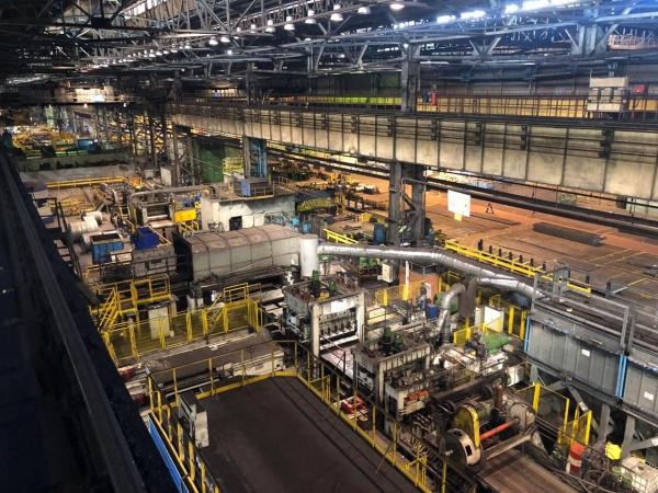 Северсталь поставляет металлопрокат для лазерной резки