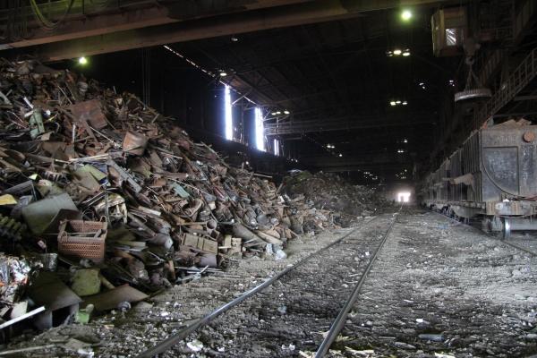 Почти весь заготавливаемый в Хабаровском крае лом черных металлов закупает Амурсталь