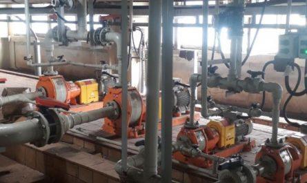 Северсталь приступила к пусконаладке оборудования новой установки регенерации соляной кислоты