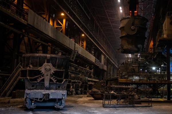 Северсталь провела пусконаладку нового сталеплавильного оборудования онлайн