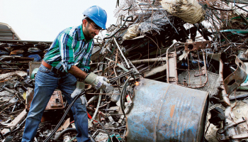 Emirates Steel заявила о намерении скупить весь металлолом в ОАЭ по мировым ценам