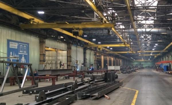 Северсталь Стальные Решения поставили металлоконструкции ГК «Инград» для ФОКа на стадионе «Торпедо»