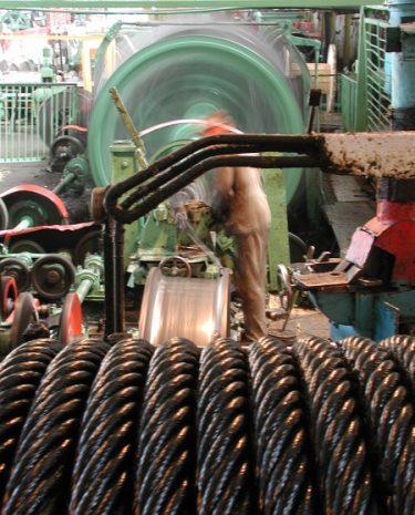ММК-МЕТИЗ освоил производство стальных канатов повышенной точности по диаметру