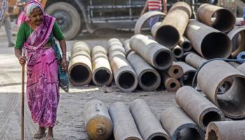 Аналитики прогнозируют падение спроса на сталь в Индии на 20%