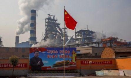 Производство стали в Китае превысит в 2020 г. миллиард тонн