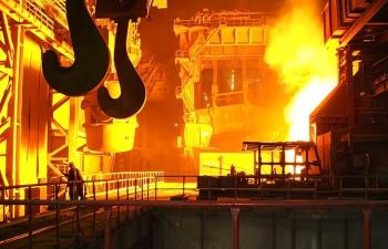 За полтора года Метинвест сделал из Запорожстали европейское металлургическое предприятие