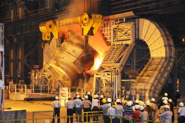 Индийский экспорт стали достиг рекордного значения за три года
