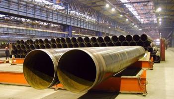 Ижорский трубный завод компании «Северсталь» поставит «Газпрому» 320 тысяч тонн труб