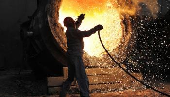 Китайское ежедневное производство стали превысило рекордные 3 миллиона тонн