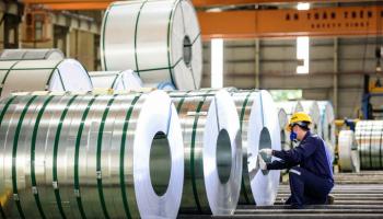 Китайские заводы увеличили цены на листовую сталь