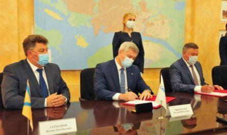 Северсталь подписала соглашение об усилении развития бизнес-кооперации в Вологодской области