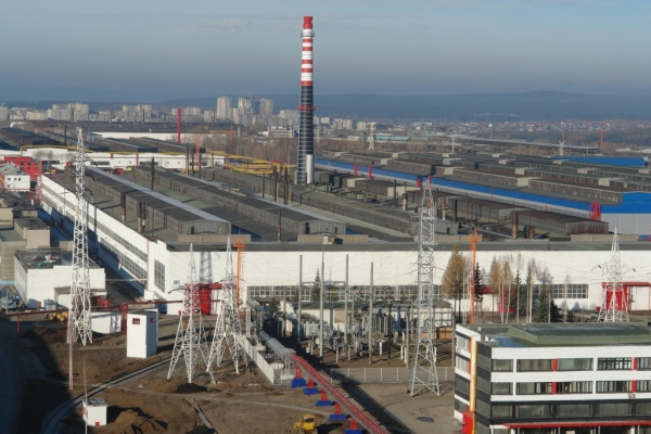 Группа ЧТПЗ запустила новую линию по обработке стальных баллонов