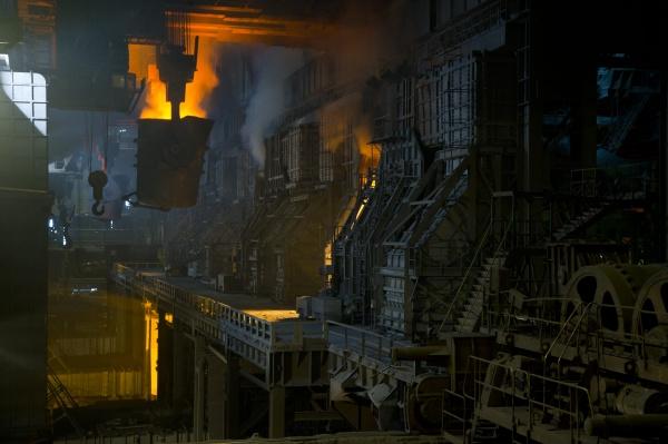 Северсталь снизила производство стали в первом полугодии