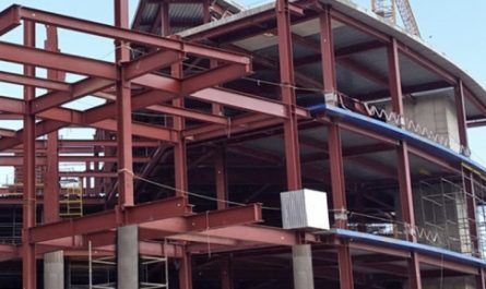 АРСС выпустила программы для расчета стальных и сталежелезобетонных конструкций