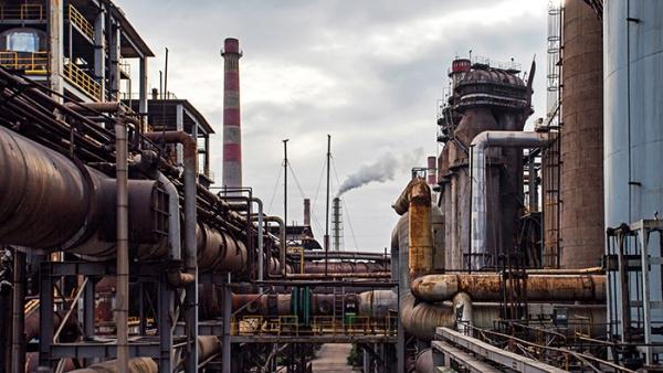 Китайская провинция Хэбэй сократила мощности по выплавке стали