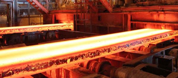 Иранские металлурги увеличили выплавку стали