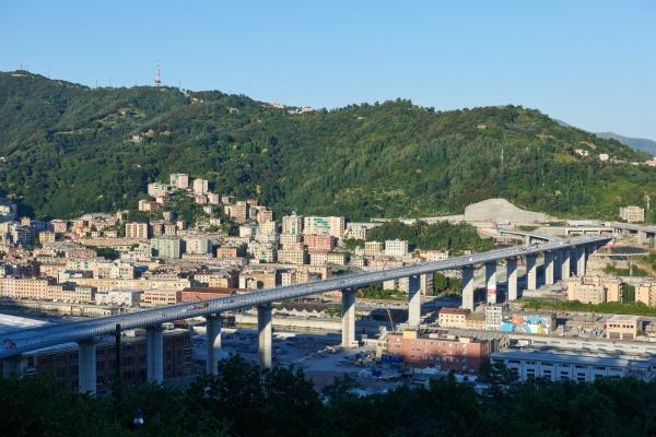 В Италии открыли мост из стали Метинвеста