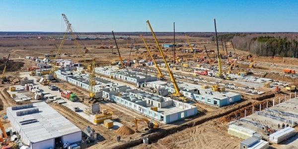 Преимущества стального строительства в условиях ЧС